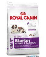 Royal Canin Giant Starter Dog Food 15 Kg