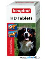 Beaphar HD Tablets For Dogs 100 tabs