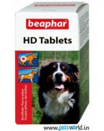 Beaphar HD Tablets For Dogs 50 tabs