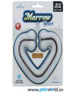 Marrowbone Chews Heart Shape Small-Large