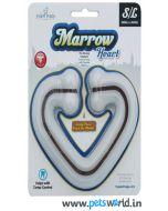 Marrowbone Chews Heart Shape Small-Large