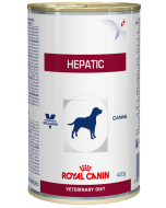 Royal Canin Veterinary Diet Wet Hepatic Dog Food 420 gm