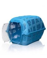 Imac Carry Sport Carrier For Dog and Cat (Blue) LxWxH - 19x13x12.5 (inches)