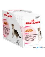 Royal Canin Kitten Instinctive Cat Food 1.02 Kg