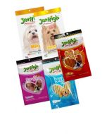Jerhigh Dog Treats Mix Combo 1