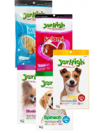 Jerhigh Dog Treats Mix Combo 2