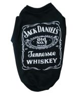 Dog Winter Tshirt Jack Daniel's 14 inches