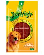 Jerhigh Dog Treats Liver Browny 70 gms