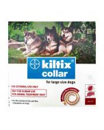Bayer Kiltix Dog Collar Large