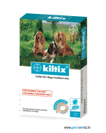 Bayer Kiltix Dog Collar Medium