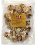 "Gnawlers Dog Treats Knotted Bones 2.5"" (220g)"