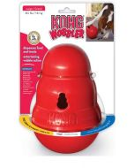 KONG Wobbler Large Dog Toy