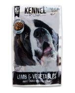 Kennel Kitchen Lamb & Vegetables Gravy Dog Food Foe Adult Large Breed 500 gm
