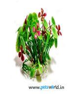 Aqua Geek Aquarium Imitation Plant - Water Lillies
