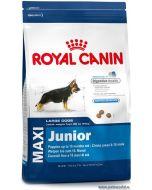Royal Canin Maxi Junior Dog Food 15 Kg