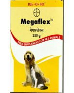 Bayer Megaflex Joint Supplement for Dog & Cat 250 gm