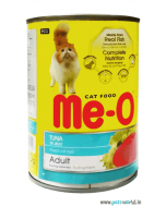 MeO Tuna Adult Cat Can Food 400 gms
