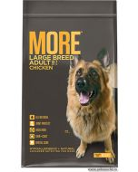More Large Breed Adult Dog Food 3 Kg