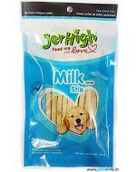 Jerhigh Dog Treats Milk Stix 100 gms