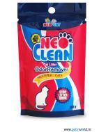NeoCat Cat Litter Odor Remover Crystals 100 gms