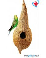 Petsworld Natural Tailor Bird House (hanging)