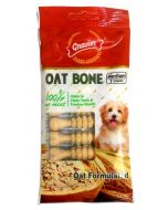 Gnawlers Dog Treats Snack Oat Bone 60gm