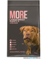 More Puppy Large Breed Dog Food 12 Kg