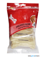 "PET n CARE Pressed Calcium Bone 5"" x 4 pcs"