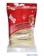 """PET n CARE Pressed Calcium Bone 5"""" x 4 pcs"""