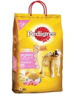 Pedigree Puppy Chicken And Milk Dog Food 6 Kg