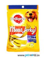 Pedigree Dog Treats Meat Jerky Barbecued Chicken 80 gms