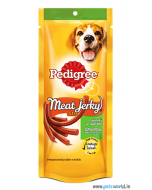 Pedigree Meat Jerky Stix Bacon Flavor 24gm