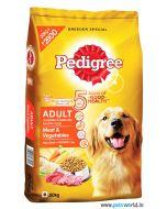 Pedigree Adult Meat And Vegetables Dog Food 20 Kg