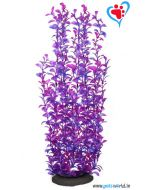 Aqua Geek Premium Purple Plant For Aquarium 20 inches