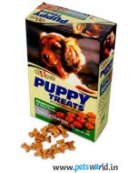 All4pets Puppy Treats With Real Chicken Flavour Dog Biscuits 1 Kg