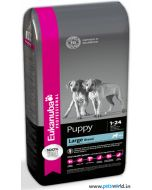 Eukanuba Puppy Chicken Large Breed PFB Dog Feed 18 Kg