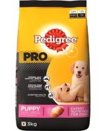 Pedigree Pro Puppy Large Breed Dog Food 3 Kg