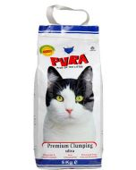 Pura Premium Clumping Ultra Cat Litter 5 Kg
