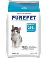 DROOLS Pure Pet Kitten Ocean Fish 1.2 Kg