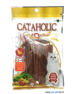 Rena Cataholic Soft Chicken And Tuna Cat Treats 30 gms