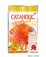 Rena Cataholic Soft Chicken Jerky Sliced Cat Treats 30 gms