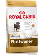 Royal Canin Rottweiler Junior Dog Food 3 Kg