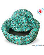 DOG EEZ DISNEY Round Lounger/Basket Bed (Small)