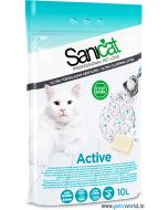Sanicat Active Cat Litter 10 Ltr
