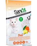 Sanicat Duo Cat Litter 10 Ltr