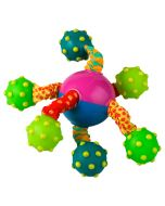 Petstages Spider Ball Dog Chew Toy