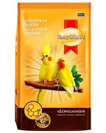 SmartHeart Bird Food Cockatiel Lovebird 1 Kg