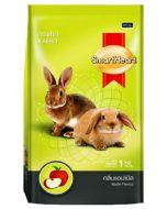 SmartHeart Rabbit Food Apple Flavour 1kg
