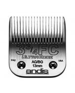Andis 64135 UltraEdge Pet Clipper Blade AG Size 3 - 3/4FC