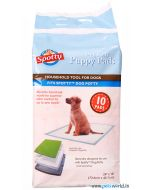 Spotty Puppy Training Pads (10 Pads)